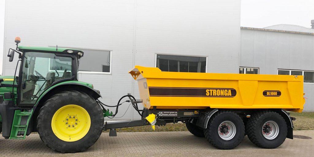DumpLoada DL1000 | DumpLoada | Tippvagn